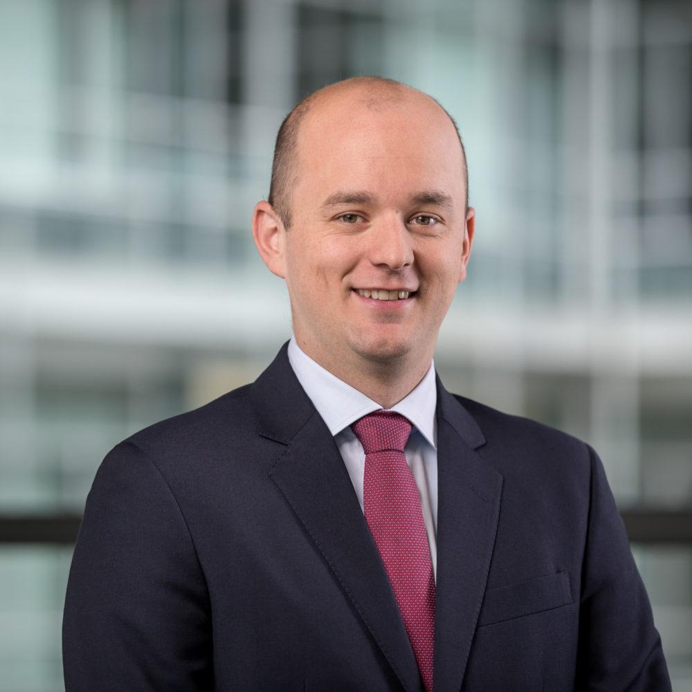 Generali Deutschland, Vorstand, Benedikt Kalteier, 21.11.2017.